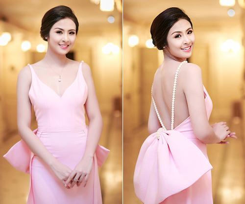 Mãn nhãn ngắm kiều nữ Việt quyến rũ tuần qua - 13