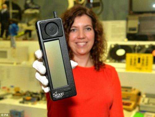 Điện thoại thông minh đầu tiên trên thế giới tròn 20 tuổi - 2