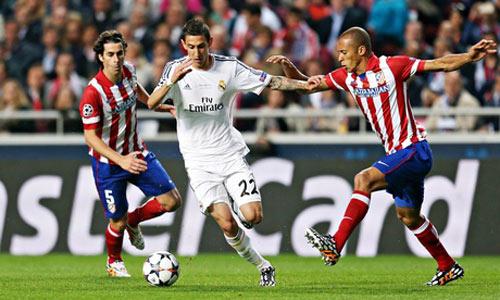 Real - Atletico: Đi tìm nhà vua đích thực - 2