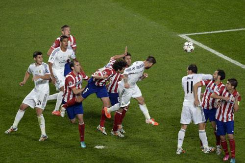 Real - Atletico: Đi tìm nhà vua đích thực - 1