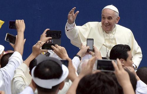 Giáo hoàng Francis dự cảm về cái chết của chính mình - 1