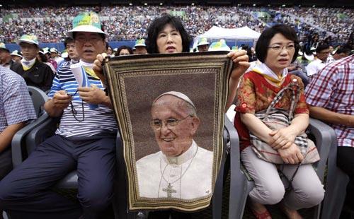 Giáo hoàng Francis dự cảm về cái chết của chính mình - 2