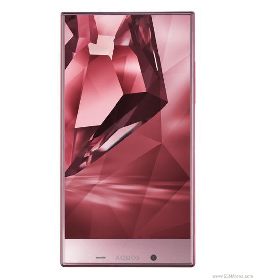 Sharp ra mắt bộ đôi smartphone viền màn hình siêu mỏng - 1