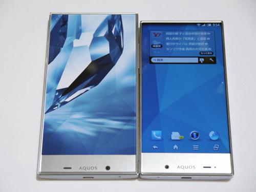 Sharp ra mắt bộ đôi smartphone viền màn hình siêu mỏng - 11
