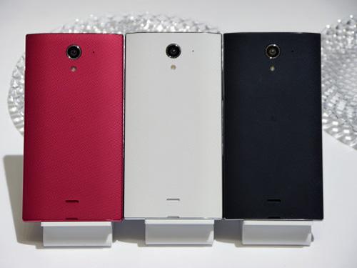 Sharp ra mắt bộ đôi smartphone viền màn hình siêu mỏng - 13