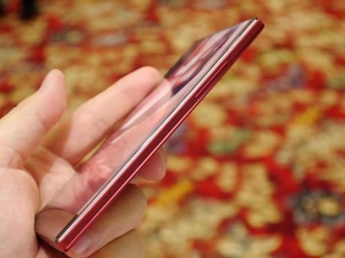 Sharp ra mắt bộ đôi smartphone viền màn hình siêu mỏng - 6