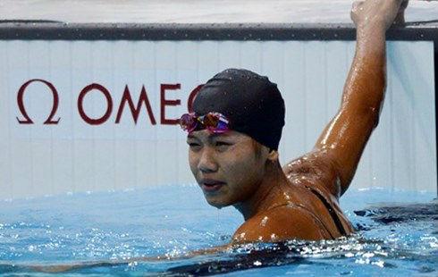 """Vì sao """"kình ngư"""" Ánh Viên liên tiếp bỏ cuộc ở Olympic trẻ? - 1"""