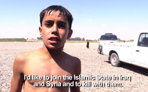 """Đột nhập """"thủ đô"""" kinh hoàng của phiến quân Iraq - 3"""