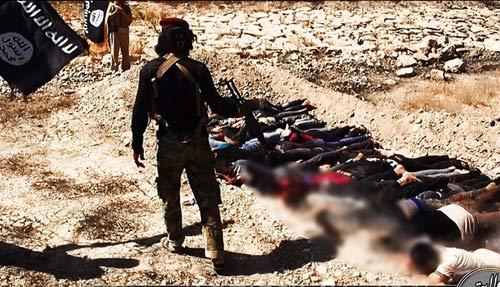 """Đột nhập """"thủ đô"""" kinh hoàng của phiến quân Iraq - 2"""