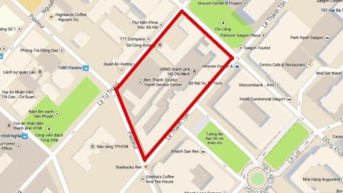 Sẽ xây sân bay trực thăng trong trụ sở UBND TP.HCM? - 2