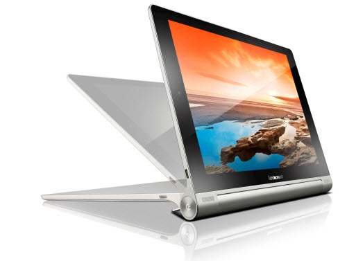 Lenovo giới thiệu tablet Yoga 10 HD+ màn hình siêu sáng - 1