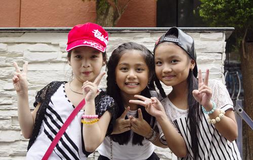 Vợ chồng Giang Hồ cùng học trò The Voice Kids hát về mẹ - 6