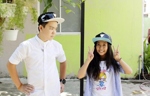 Vợ chồng Giang Hồ cùng học trò The Voice Kids hát về mẹ - 9