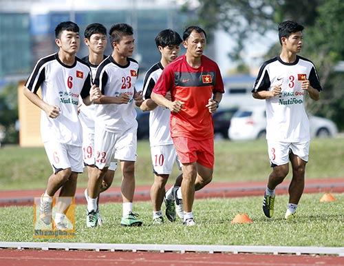 U19 VN: Ông Giôm đã tìm được đội hình ưng ý nhất - 1