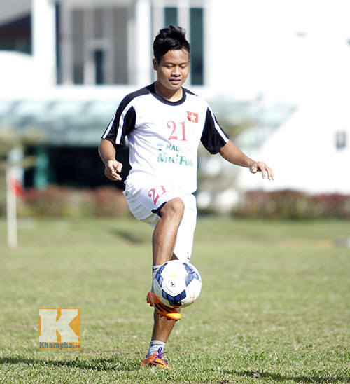 U19 VN: Ông Giôm đã tìm được đội hình ưng ý nhất - 6