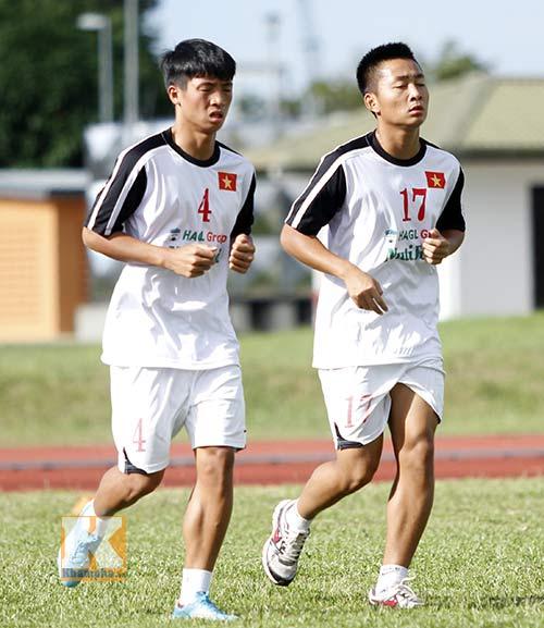 U19 VN: Ông Giôm đã tìm được đội hình ưng ý nhất - 3