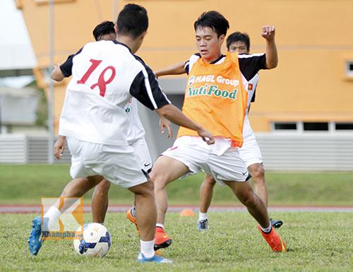 U19 VN: Ông Giôm đã tìm được đội hình ưng ý nhất - 9