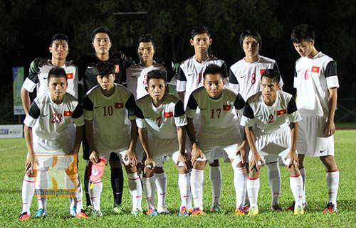 U19 Việt Nam và giấc mơ con - 1