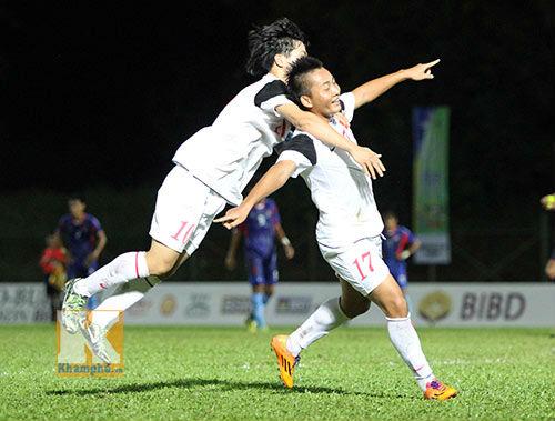 U19 Việt Nam và giấc mơ con - 2