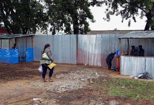 WHO: Đã có 1.229 người tử vong vì Ebola - 1