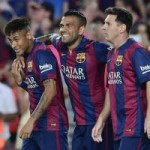 Bóng đá - Barca - Leon: Đánh tennis ở Nou Camp