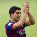 Bóng đá - Suarez ra mắt Barca từ băng ghế dự bị