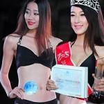 Thời trang - Mỹ nữ khoe dáng ngọc tại cuộc thi Hoa hậu bikini