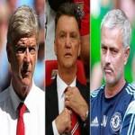 Bóng đá - Van Gaal, Mourinho, Wenger và trào lưu xô nước lạnh