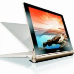 Thời trang Hi-tech - Lenovo giới thiệu tablet Yoga 10 HD+ màn hình siêu sáng