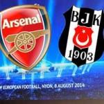 Bóng đá - TRỰC TIẾP Besiktas – Arsenal: Kết quả hợp lý (KT)