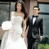 Ảnh cưới long lanh của Thang Duy và đạo diễn xứ Hàn
