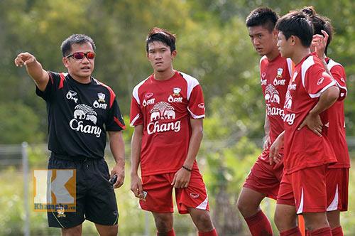 U19 Việt Nam - U19 Thái Lan: Quyết tranh vé vào CK - 2