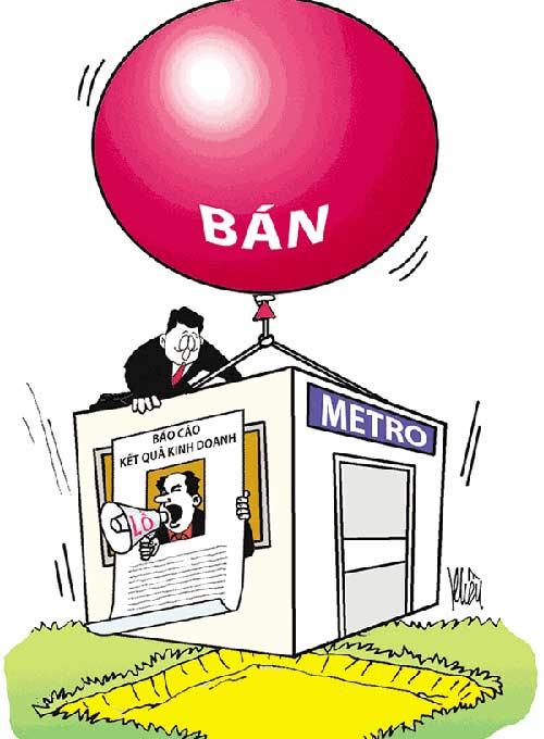 """Ông chủ Metro """"ôm"""" gần 900 triệu USD rời khỏi Việt Nam - 1"""