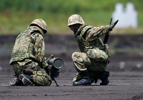 Mãn nhãn xem Nhật phô diễn hỏa lực dưới núi Phú Sĩ - 14