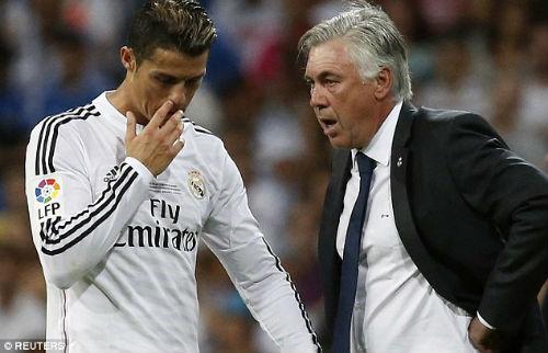 Ronaldo chấn thương, Di Maria xuất sắc nhất Real - 1