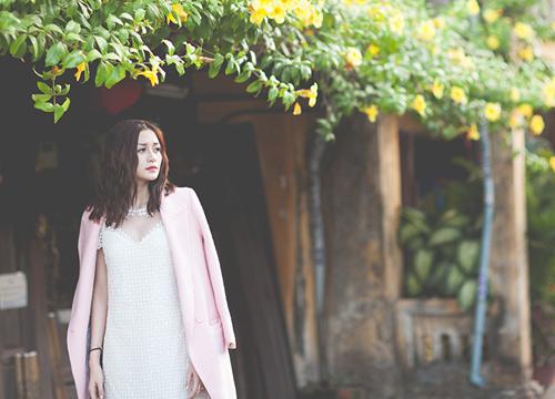 Chị em Thiều Bảo Trang xinh đẹp giữa Phố cổ Hội An - 6