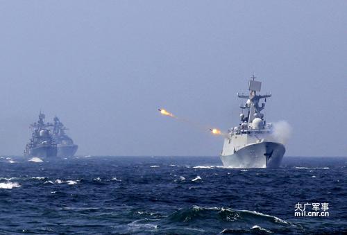 """TQ diễn tập """"thực chiến"""" hải không quân lớn kỷ lục - 2"""