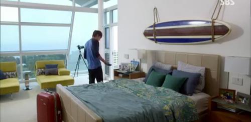 8 căn hộ siêu sang trên màn ảnh Hàn - 15
