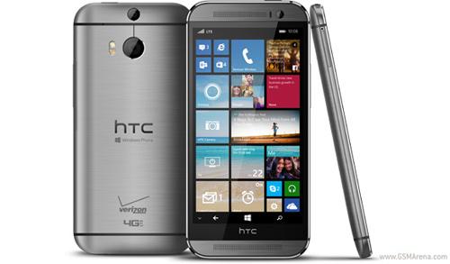 HTC One M8 chạy Windows Phone chính thức ra mắt - 1