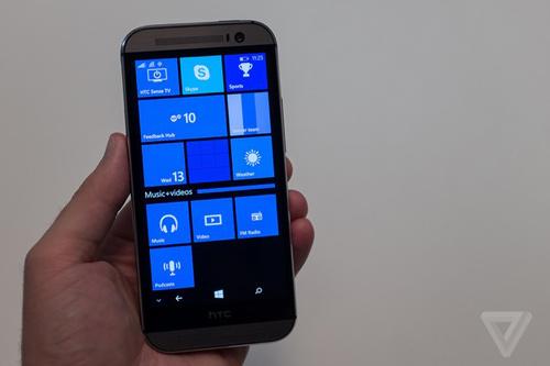 HTC One M8 chạy Windows Phone chính thức ra mắt - 2