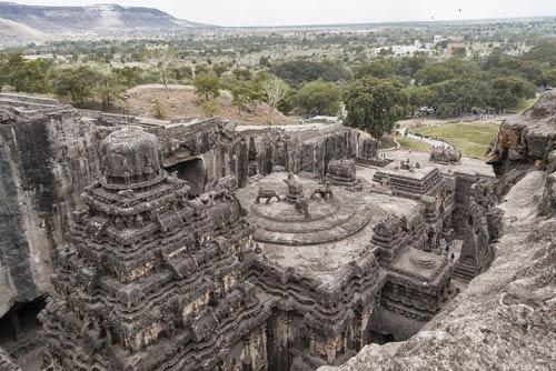 Ấn Độ: Choáng ngợp hai động thạch nổi tiếng TG - 10