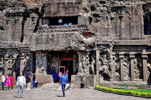Ấn Độ: Choáng ngợp hai động thạch nổi tiếng TG - 14