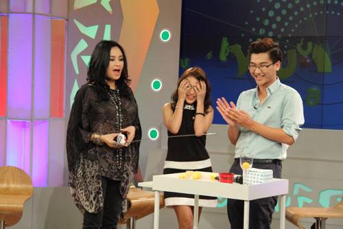 Thanh Lam thoải mái với chuyện con gái yêu sớm - 6