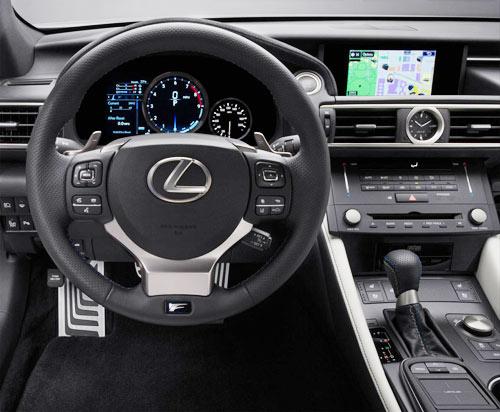"""Lexus RC F 2015 giá """"chát"""" hơn BMW M4 Coupe - 9"""