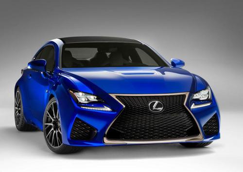 """Lexus RC F 2015 giá """"chát"""" hơn BMW M4 Coupe - 4"""