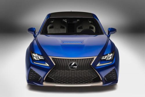 """Lexus RC F 2015 giá """"chát"""" hơn BMW M4 Coupe - 5"""