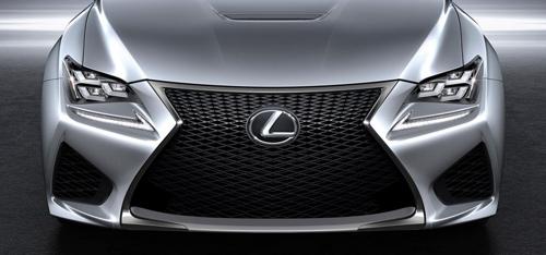 """Lexus RC F 2015 giá """"chát"""" hơn BMW M4 Coupe - 6"""