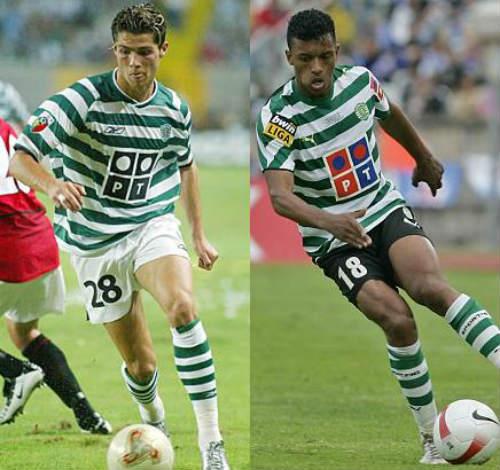 Rời MU, Nani được chào đón như người hùng ở Lisbon - 1