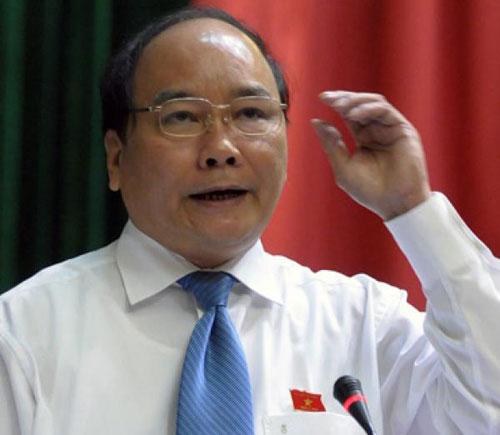 PTT Nguyễn Xuân Phúc: Xử nghiêm cán bộ tiếp tay buôn lậu - 1