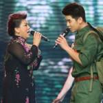Ca nhạc - MTV - NSND Thanh Hoa lần đầu hát cùng con trai út